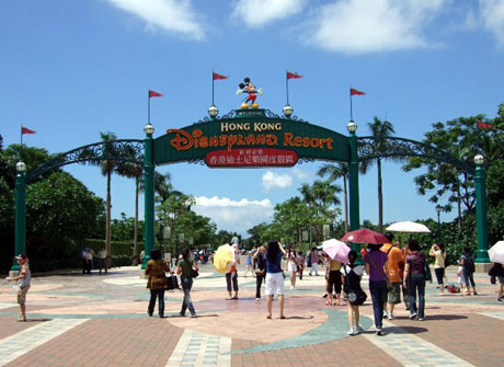 tourism and the disneyland resort paris tourism essay Update on hong kong disneyland resort  overseas promotion by leveraging on the matching fund for overseas tourism promotion by tourist attractions,.