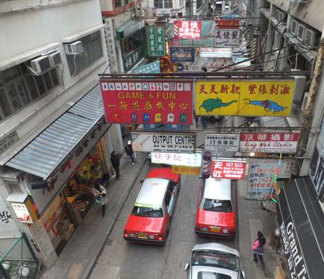 Mid levels escalators hong kong extras3 for 164 the terrace wellington