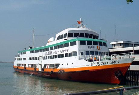 cheung chau ferry